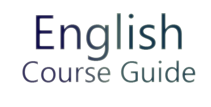 English Course Guide